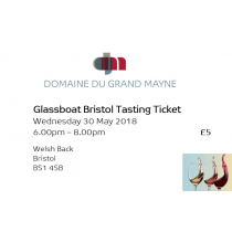 Glassboat Bristol New Vintage Tasting Tickets