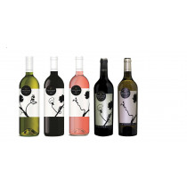 New customers only Sample Case - all wines (5 bottles)